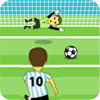 Beat your opponent in the penalty shootout!